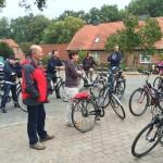 TuS Hertha Fahrradtour 2014 – von Radlern und anderen komischen Vögeln