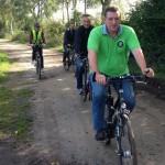 TuS Hertha Fahrradtour 2013