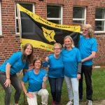 Heide-Staffellauf Wechsel-/ Verpflegungsstation