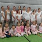TuS Hertha gibt auch Ballett- und tänzerischen Früherziehungsunterricht