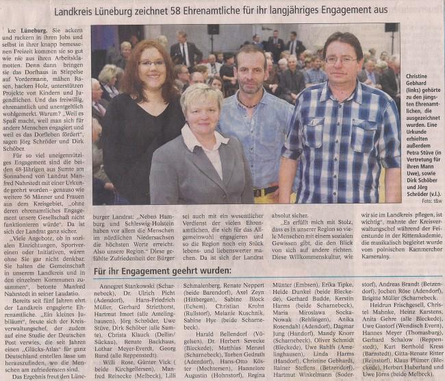 LK LG ehrt Ehrenamtliche 11.2014