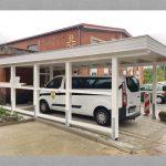 TuS Bus & Carport