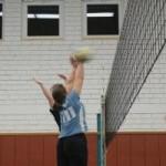 Warum Volleyballer Volleybälle ballern?